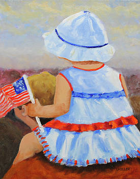 Little Patriot by Linda Hiller