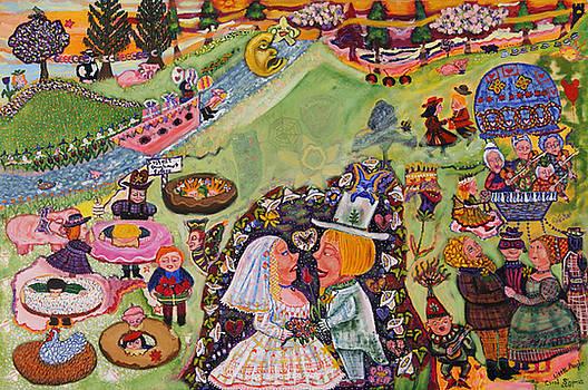 Little People by Carol Shumas