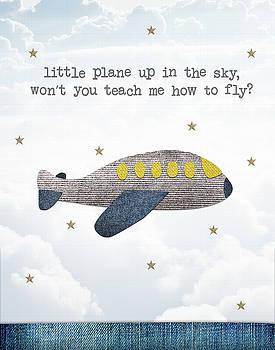Little Plane by Samuel Whitton