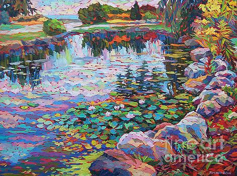 Little Pond by Elizabeth Elkin
