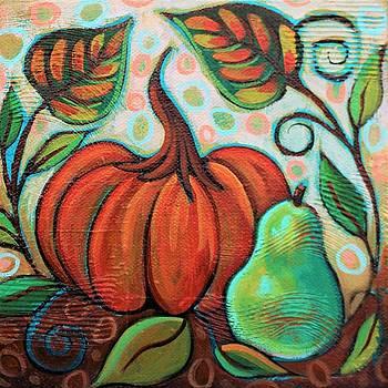 Little Pumpkin 2 by Peggy Davis