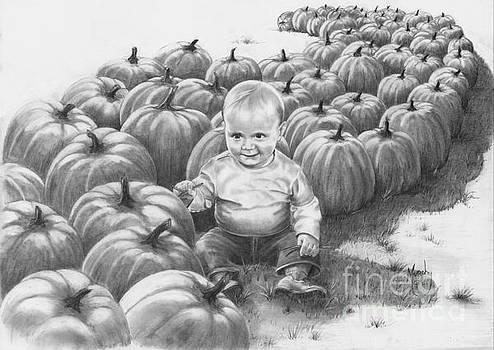 Little Pumpkin by Murphy Elliott