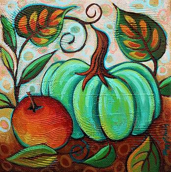 Little Pumpkin by Peggy Davis