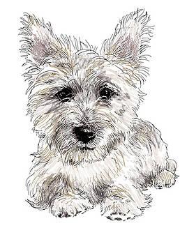 Little Pup by Rose Gauss