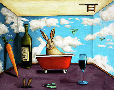 Leah Saulnier The Painting Maniac - Little Rabbit Spirits