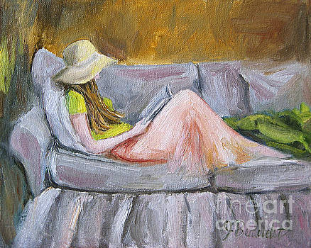 Little Reader by Jennifer Beaudet