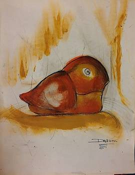 Little Red Bird by Gregory Dallum