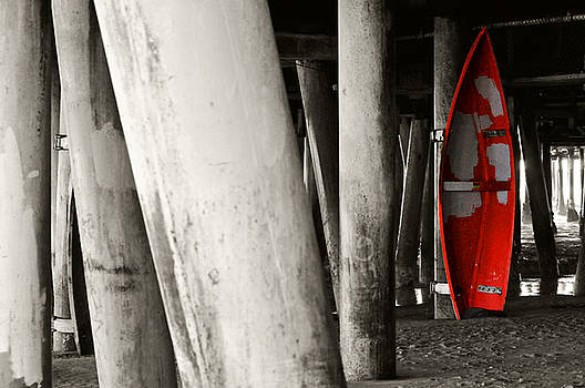 Clayton Bruster - Little Red Boat II Re-edit