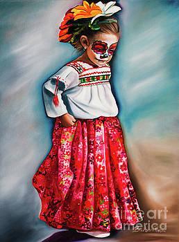 Little Red Dancer by Barbara Rivera
