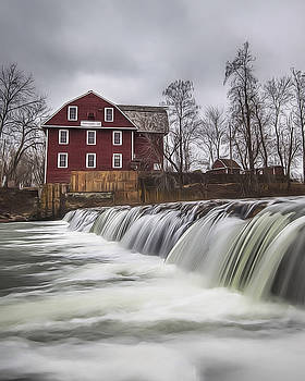 Little Red Mill by Joe Sparks