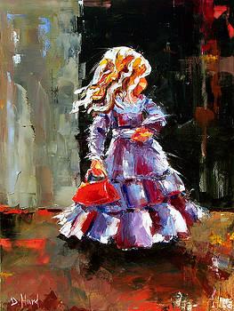 Little Red Purse by Debra Hurd