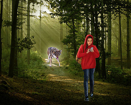 Little Red Riding Hood and the Wolf by Becky Alden