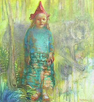 Little Red Riding Hood by Tanya Ilyakhova