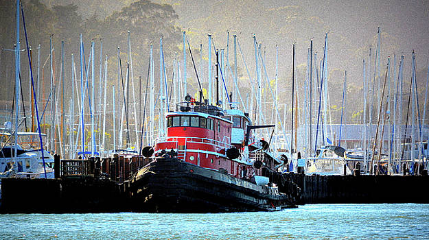 Little Red Tugboat by Barbara Dudley