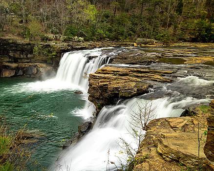 Little River Falls by Matt Russell