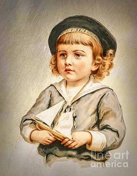 Little Sailor Boy by Tina LeCour