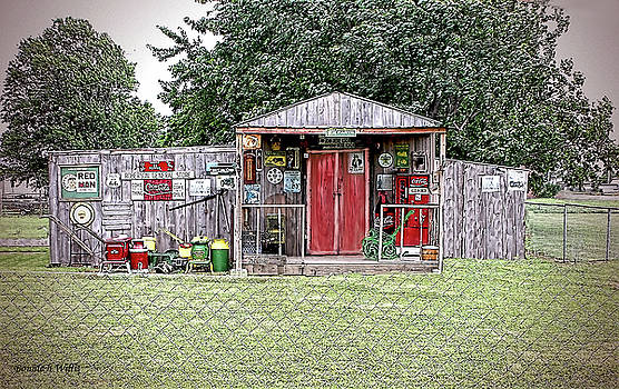 Little Store by Bonnie Willis