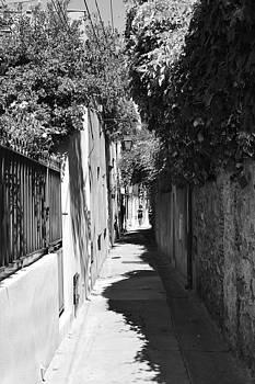 Little Street Saint - Tropez by Tom Vandenhende