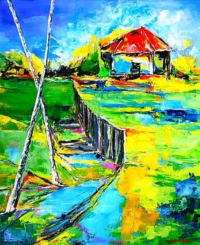 Little Summerhouse by Eberhard Schmidt-Dranske