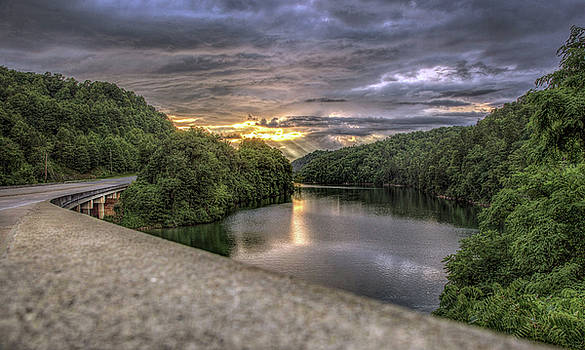 Little Tennessee Drama  by Johnny Crisp