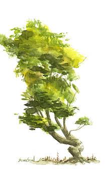 Little Tree 10 by Sean Seal