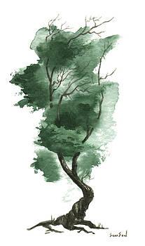 Little Tree 102 by Sean Seal
