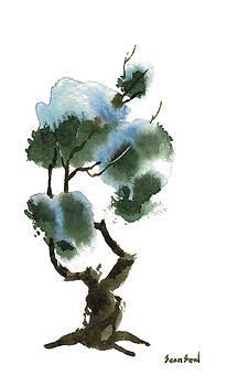 Little Tree 107 by Sean Seal