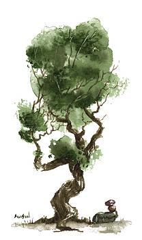 Little Tree 110 by Sean Seal