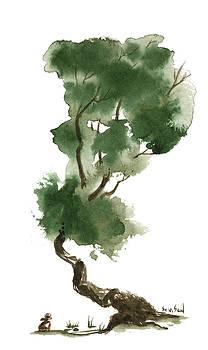 Little Tree 111 by Sean Seal