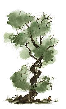 Little Tree 112 by Sean Seal