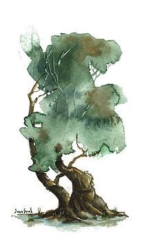 Little Tree 116 by Sean Seal