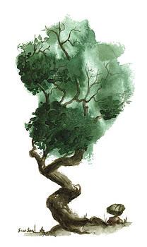 Little Tree 117 by Sean Seal