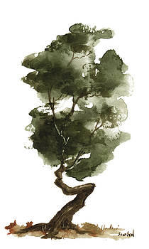 Little Tree 125 by Sean Seal