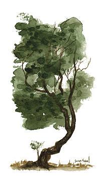 Little Tree 127 by Sean Seal