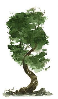 Little Tree 128 by Sean Seal