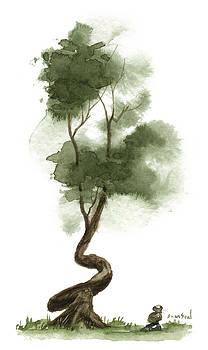 Little Tree 137 by Sean Seal