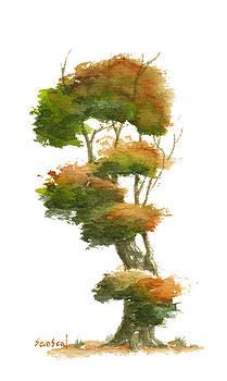 Little Tree 23 by Sean Seal