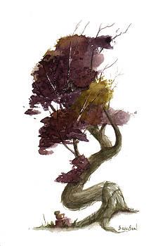 Little Tree 30 by Sean Seal