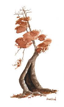 Little Tree 32 by Sean Seal