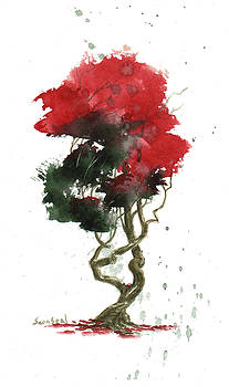 Little Tree 35 by Sean Seal
