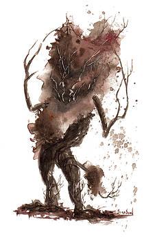 Little Tree 45 by Sean Seal