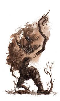 Little Tree 46 by Sean Seal
