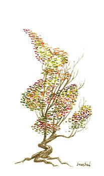 Little Tree 51 by Sean Seal