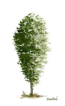 Little Tree 7 by Sean Seal