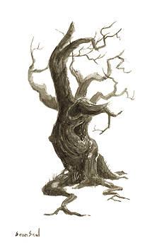Little Tree 78 by Sean Seal