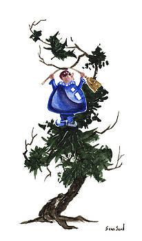 Little Tree 90 by Sean Seal