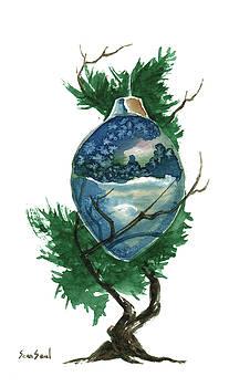 LIttle Tree 95 by Sean Seal