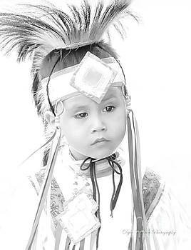 Little Wacipi Dancer  by Dyle Warren