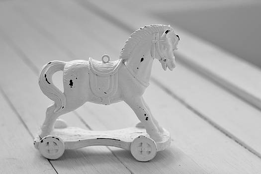 Little White Horse by Emma Manners