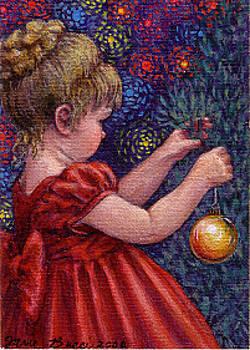 Little Winter Girl by Jane Bucci